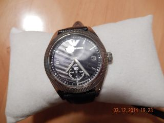 Armani Armbanduhr Damen Bild