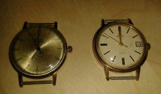Wostok Poljot Armbanduhren Automatik Bild