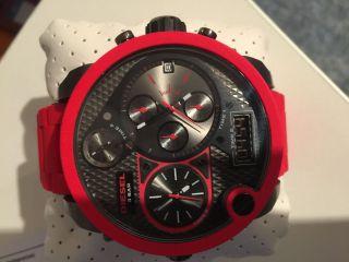 Diesel Herren Uhr Chronograph Zeitzonen Dz - 7279 111405 Bild