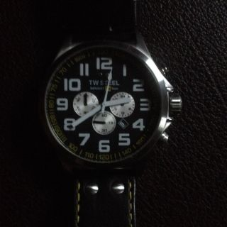 Tw Steel Herren Uhr Chronograph Tw 673 Bild
