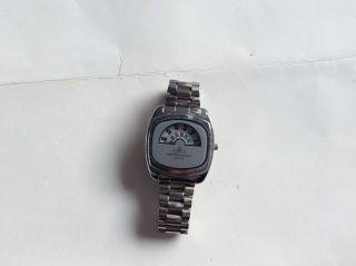 Meister Anker Herren Armband Uhr 30m Water Resistent Sammler Steel Bild