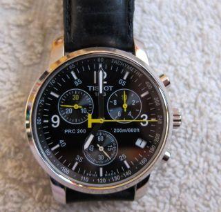 Tissot Quartz Chronographs G10 Herrenuhr Bild