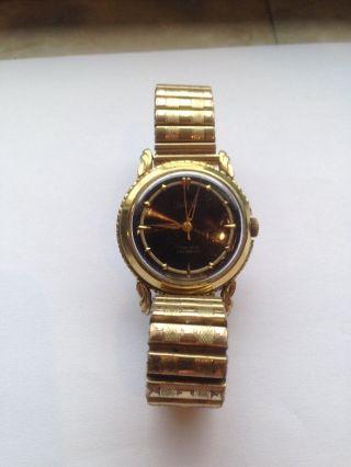 Armbanduhr Von Zentra 17 Rubin Gute Erhaltung Bild