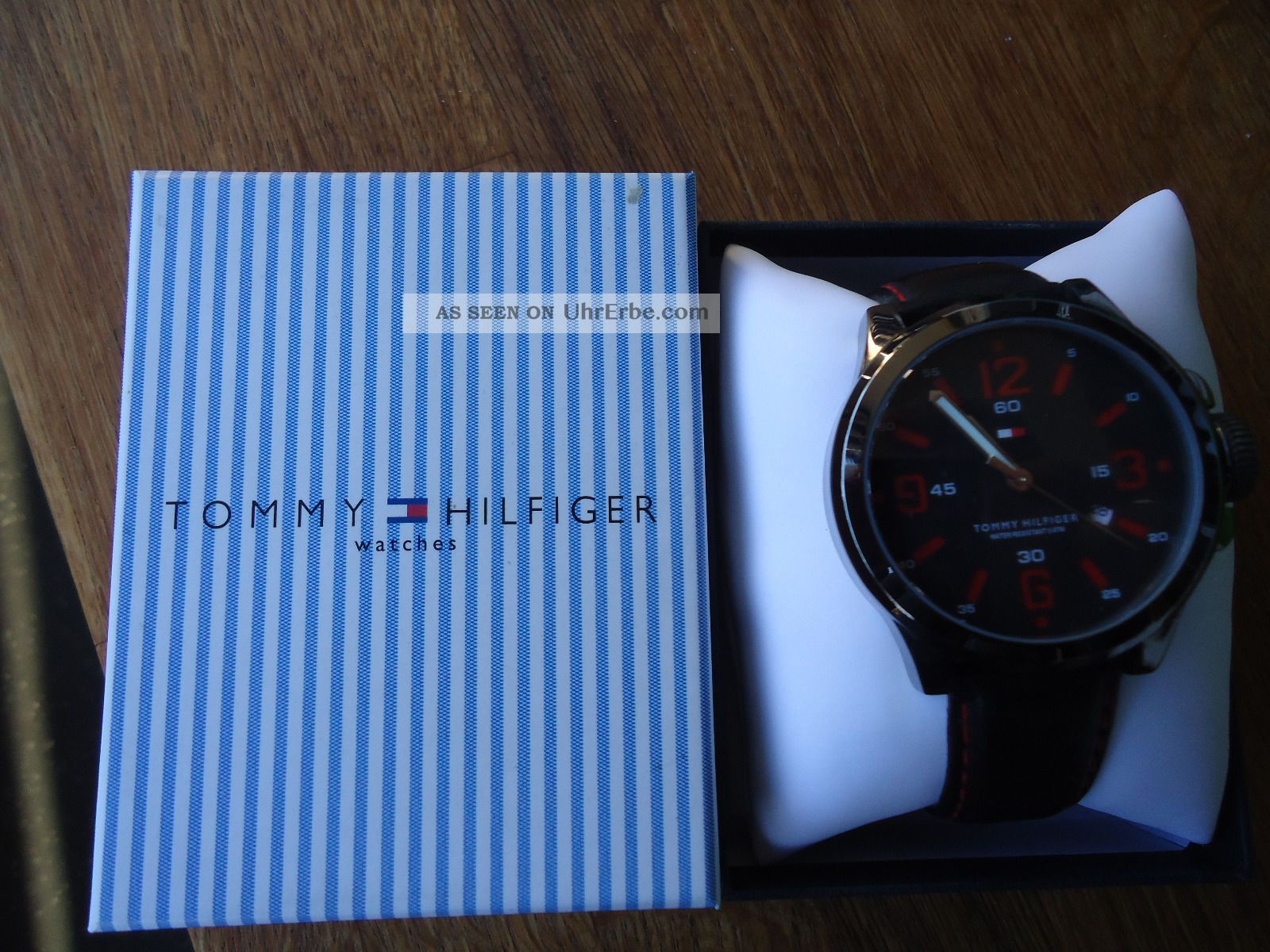 Tommy Hilfiger Armbanduhr Dame/herr Armbanduhren Bild