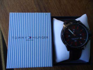 Tommy Hilfiger Armbanduhr Dame/herr Bild