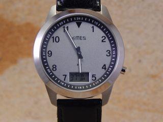 Emes Quarz/ Funk/ Herren Armbanduhr 26 Bild