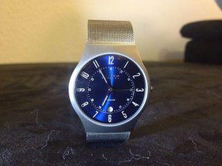 Skagen Armbanduhr 233xlttn Herren Bild