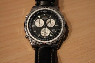 Breitling Jupiter Pilot Quartz Chronograph Ref.  A 59028 Bild