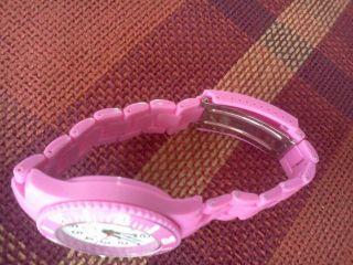 Damen / Mädchen Armbanduhr Rosa Bild