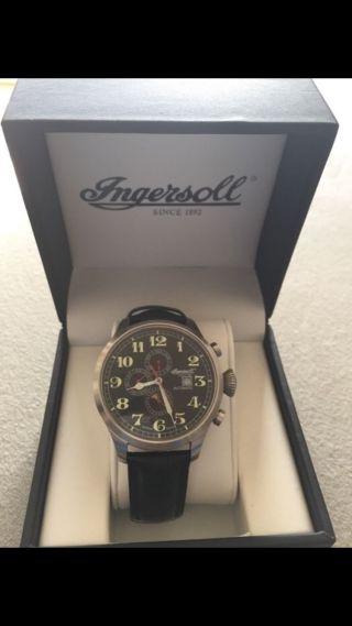 Ingersoll Automatik Armbanduhr Bild