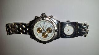 Breitling 1884 Chronographe 100m B13048 Bild