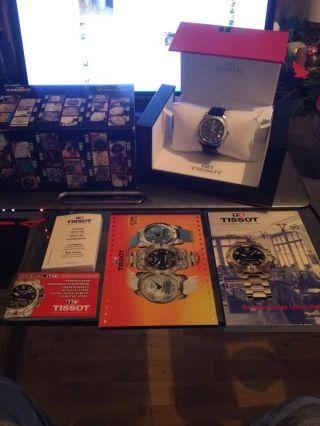 Tissot Pr 50 Incl.  Box Und Bücher Bild