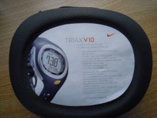 Nike Triax V10 Laufuhr Bild
