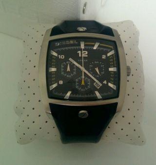 Diesel Honeycomb Armbanduhr Für Herren (dz416) Ovp Inkl.  Rechnung Bild