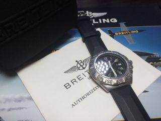 Breitling Colt Aeromarine Superquartz A50036 Preisvorschlag? Bild