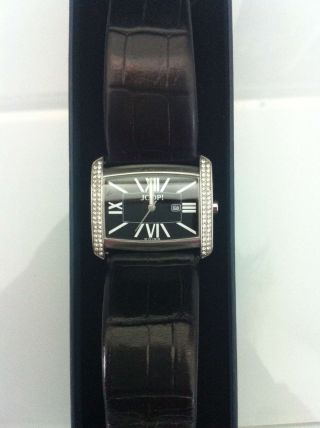 Joop Damen - Armbanduhr Romano Edelst.  /kristalle Tl4404 Bild