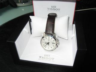 Tissot Prc 200 Automatic Chronograph Bild