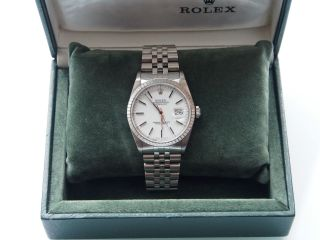 Rolex Oyster Perpetual Datejust   Ref.  16220   Automatik Herrenarmbanduhr Bild