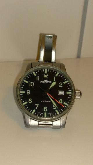Fortis Armbanduhr Bild