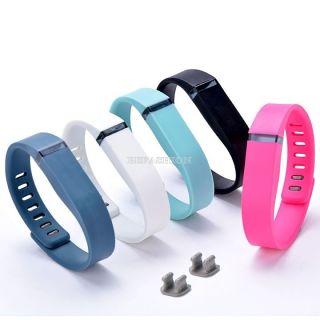 Neue Großformat Ersatz Tpu Smart Armband Für Fitbit Flex Armband Geräte Be88 Bild