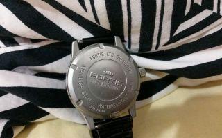 Fortis - Uhr - Luxus Uhr Bild