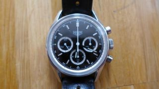 Heuer Carrera Re - Edition 1964 Bild