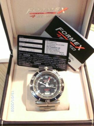 Formex 4speed Ds2000 Armbanduhr Für Herren (20002) Bild