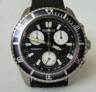 Tissot Sport Hau Chronograph Quartz Bild