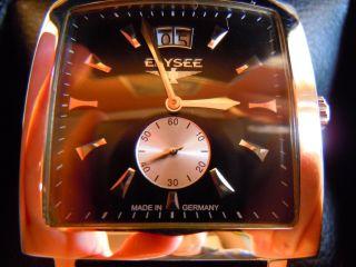 Elysee Armbanduhr Herren Bild