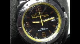 Porsche Uhr Bild