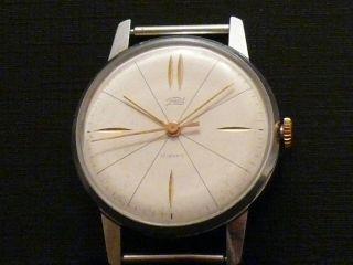 Armbanduhren Wristwatches Zaria (zarja) Made In Ussr Bild
