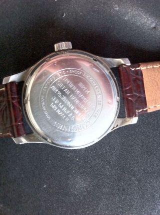 Vintage Longines Herren Uhr Handaufzug Gents Watch Bild