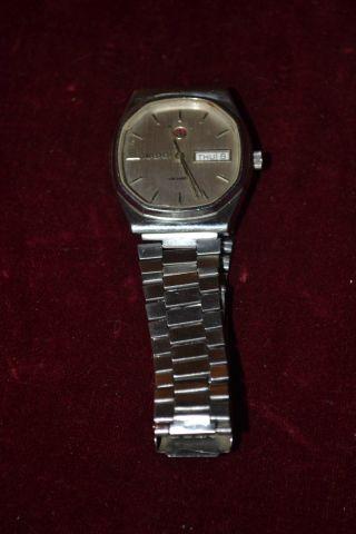 Armbanduhr Rado Silberfarben Bild