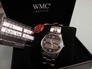 Armband - Uhr Wmc Timepieces Mit Zertifikat (mögliches Weihnachtsgeschenk) Bild