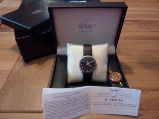 Herrenuhr Armbanduhr Damenarmbanduhr Geschenkset Im Etui Wmc Timepieces Uhr Bild