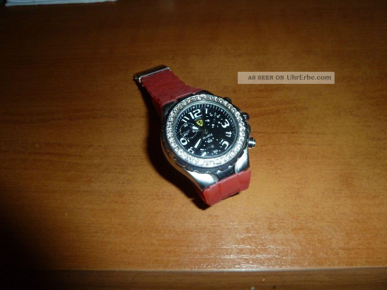 Ferrari Uhr Armbanduhren Bild