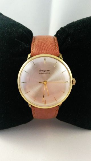 Dugena Armbanduhr - Automatik / Automatic - Vintage - Sammler Bild