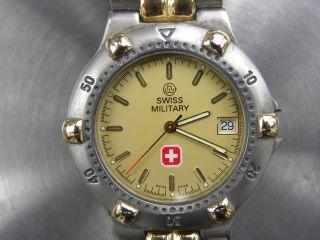 Swiss Military Quartz Bild