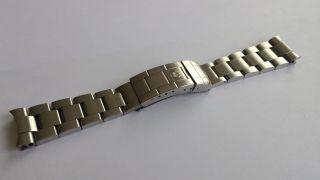 Rolex Sea Dweller Ref: 93160 Für 16600 16660 Oysterband Top Erhalten Bild