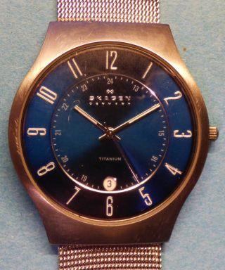 Skagen 233xlttn Titanium - Herren - Armbanduhr Bild