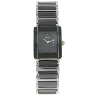 Rado - Integralen Jubile - R20488162 Edelstahl & Keramik Quarz Damen Armbanduhr Bild