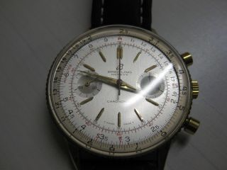 Breitling Vintage Chronomat 808 - Schaltradchrono Venus Kaliber 175 Bild