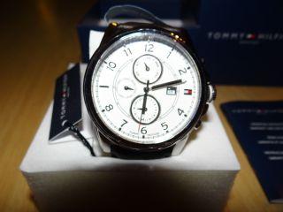 Tommy Hilfiger Herrenuhr Herren Armbanduhr Analog Sport Quarz Uhr 1710294 Bild