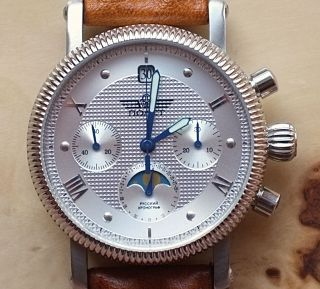 Poljot Lunar Handaufzug Chronograph (limited Edition) Bild