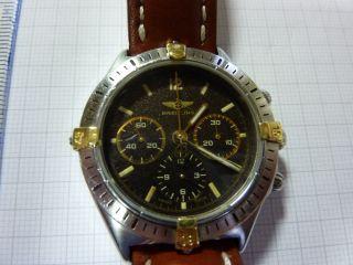 Breitling Armbanduhr (mit Echtheitszertifikat) Bild