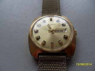 Herren Armbanduhr Benrus. Bild
