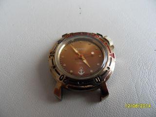 Armbanduhr Wostok, . Bild
