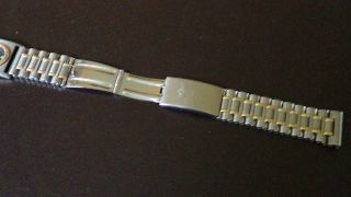 Breitling - Uhrenarmband - Titan / Gold 20 Mm Anschluß - - Aero U.  A. Bild