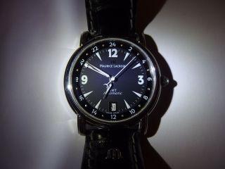 Herren Armbanduhr Maurice Lacroix Pontos Gmt - Automatik Bild