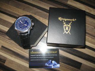 Königswerk Armbanduhr Mit Diamanten Bild